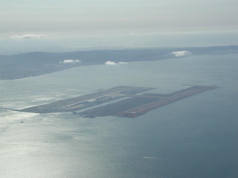 Osaka Kansai airport, Japan