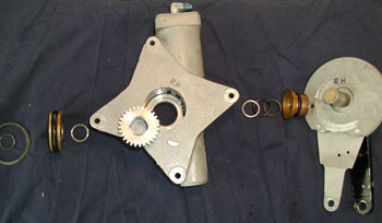 Swift Landing Gear Actuator Parts