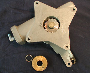 Globe Swift Landing Gear Actuator - Rear Seal Removal