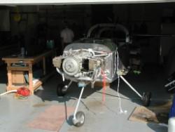 RV-9A Fuselage