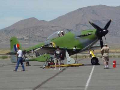 Martin-Baker MB-5 Replica