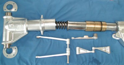 Globe Swift Adel Gear Strut Parts Page