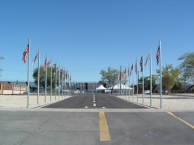 General Admission Entrance - Reno Air Races