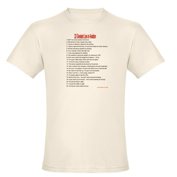 Aviation Lies from CafePress