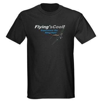 Flying's Cool from CafePress