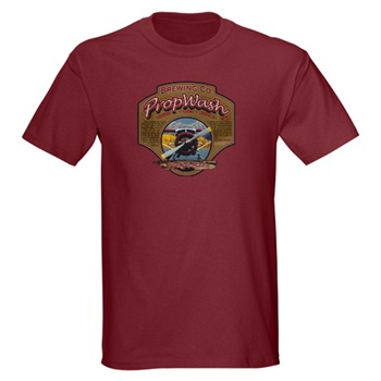 Prop Wash Brewery t-shirt