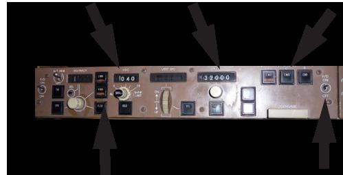 Typical Autopilot Control Panel