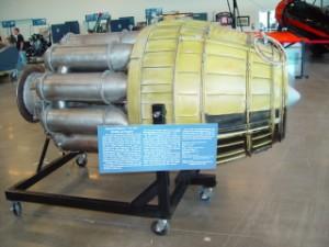 Whittle Jet engine