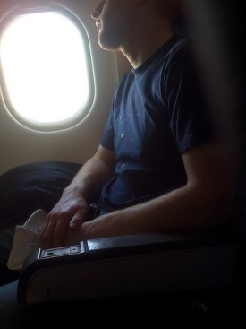 Airline Passenger - davitydave: http://www.flickr.com/people/dlytle/