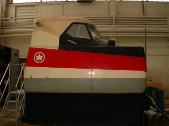 Viscount Flight Simulator by EyeNo via Flickr