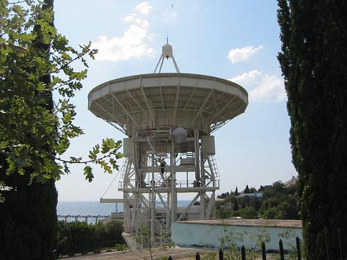 Simeiz RT-22 telescope (2005-09-285) by Argenberg