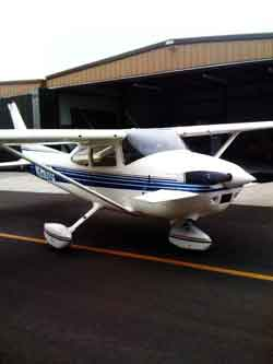 Cessna C-182Q with Peterson's Performance Plus SE260/STOL modification.