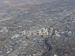 Downtown Reno, NV