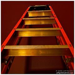 Climbing the airline seniority ladder.