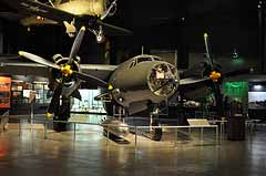 Martin B-26 Marauder museum display