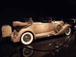 1933 Packard 1004 Sport Phaeton