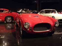 1953 Ferrari 250MM Vignale-bodied Spyder
