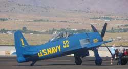 Grumman F8F-2, Race 52
