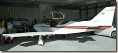 Glasair IIS, amateur-built, experimental.