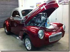 Willys Hot Rod