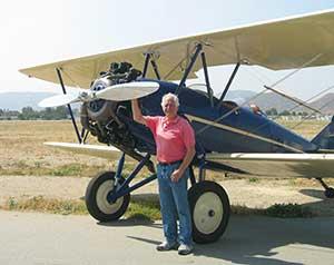 Travel-Air 4D