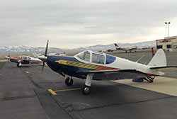 Mini-Swift Fly-in at Minden, NV