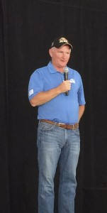 Mark Baker AOPA President/CEO during his Town Hall/ Q & A session.