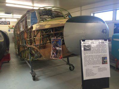 Cessna T-50 Bamboo Bomber.