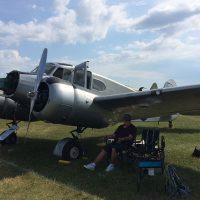 Cessna T-50 'Bamboo Bomber'