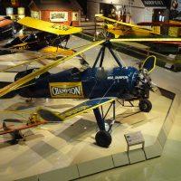 Museum Pitcairn Autogiro