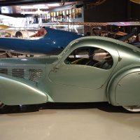 Bugatti Aerolithe Type 57 Coupe Special