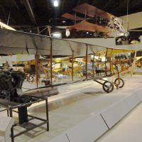 Museum Curtiss Jenny.