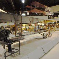 Museum Curtiss Jenny.