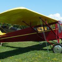 Museum Curtiss Robin.