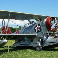 Museum Grumman J2F Duck.