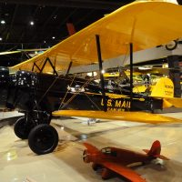 Museum Pitcairn Mailwing