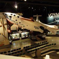 Museum Spaceship One