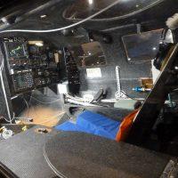 Museum Voyager Cockpit.