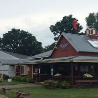 EAA Vintage Red Barn