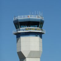 The busiest control tower in the world for the week.