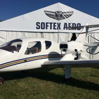 Softex Aero twin pusher.